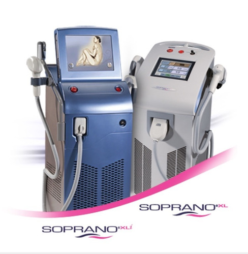 alquiler láser soprano xli 3g, 2016 cabezal speed y nir