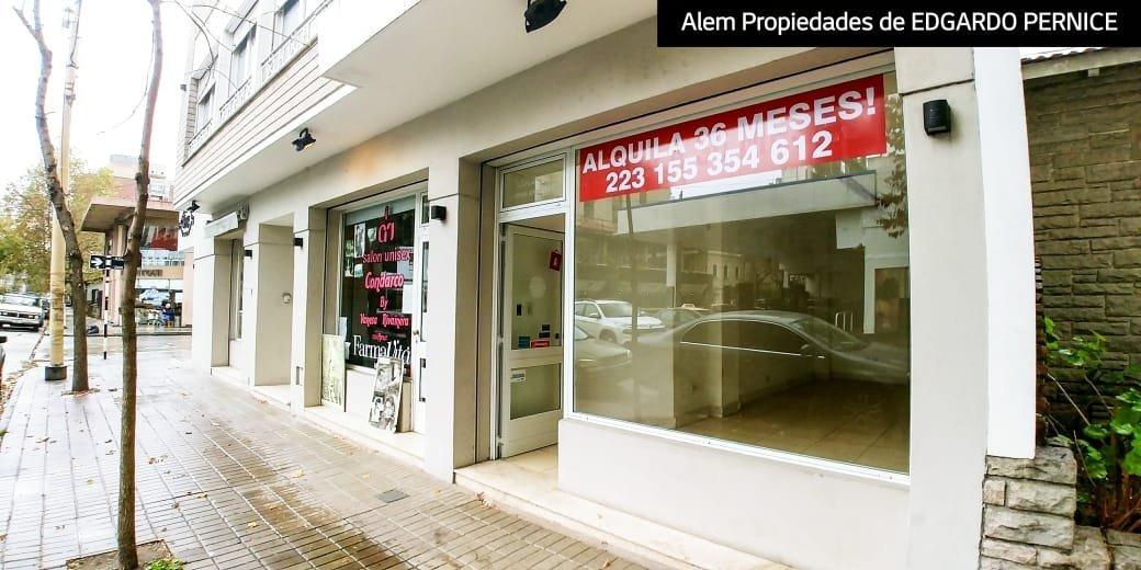 alquiler local 36 meses- 22 mts.