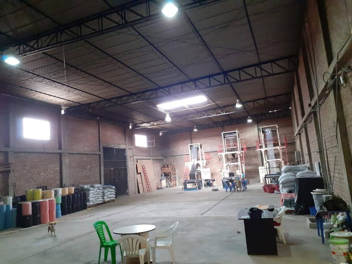 alquiler local 520 mt2 almacén, depósito. techo 7mt de alto