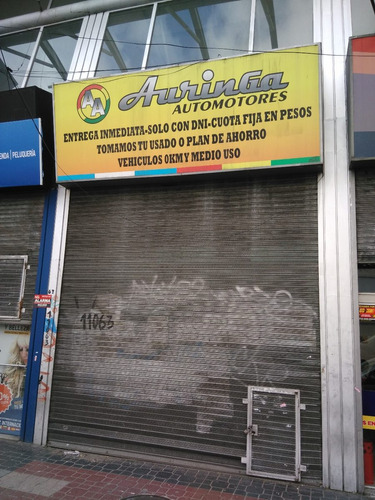 alquiler local 8x4m, zona comercial liniers