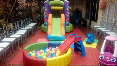 alquiler local casa baby shower, fiesta infantil san isidro