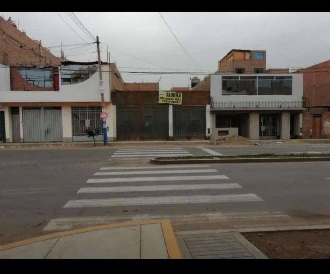 alquiler local comercial-almacén (avenida principal) - s.m.p