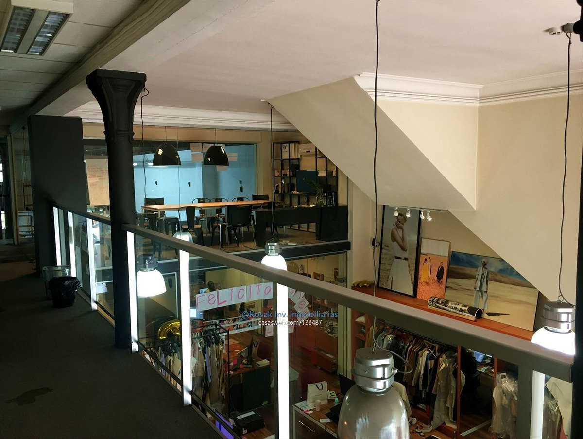 alquiler local comercial centro moderno con gran depósito