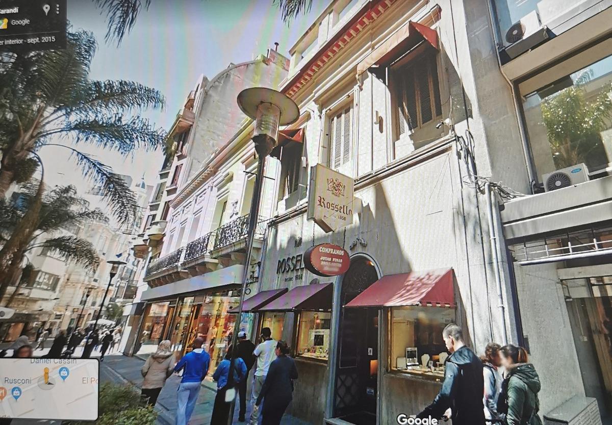 alquiler local comercial en ciudad vieja 700  m2
