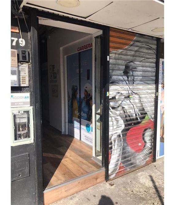 alquiler - local comercial - pb - villa crespo -