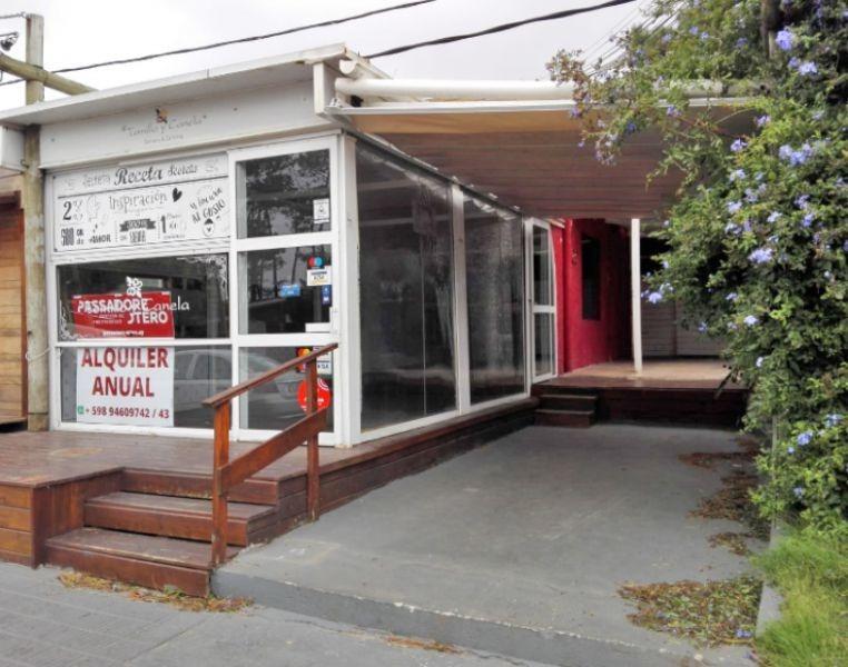 alquiler local gastronomico punta del este