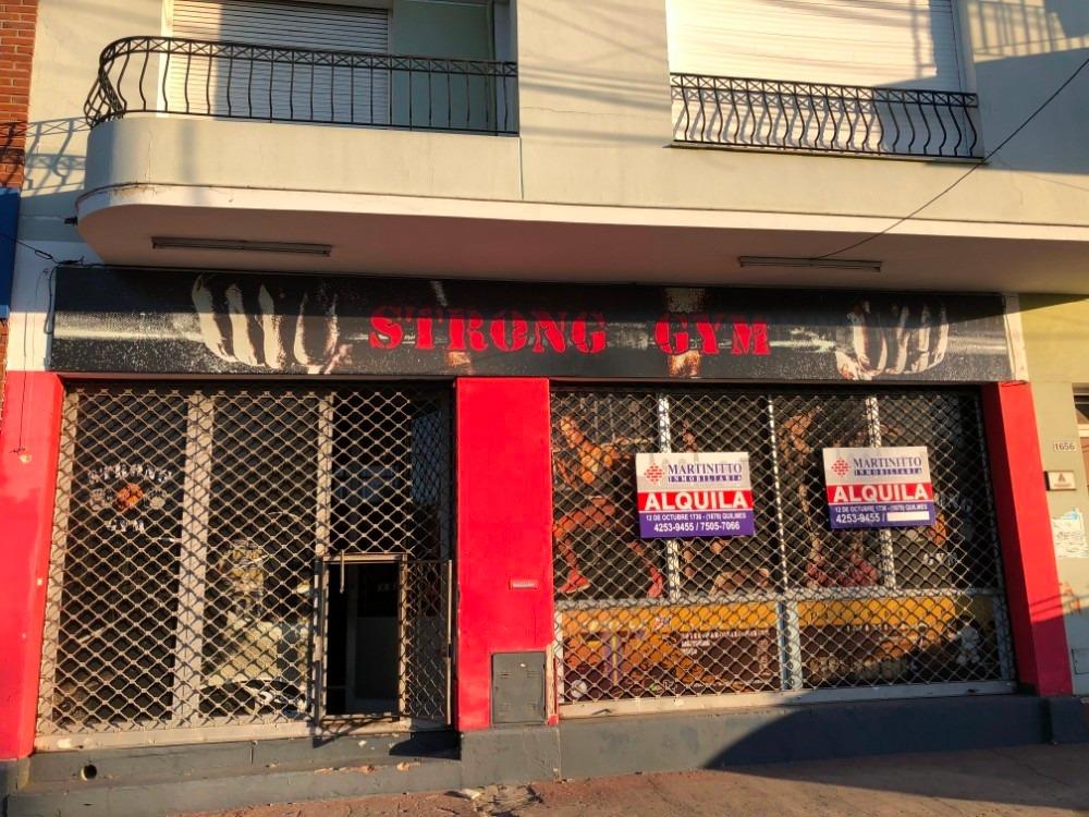 alquiler local grande sobre avenida 12 de octubre