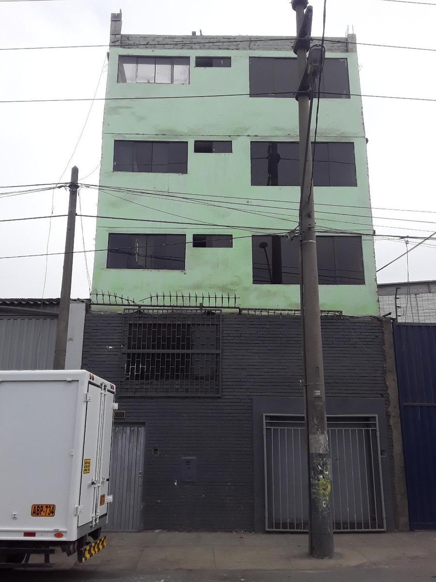 alquiler local industrial i3, 4 pisos+sótano, todo a $1500