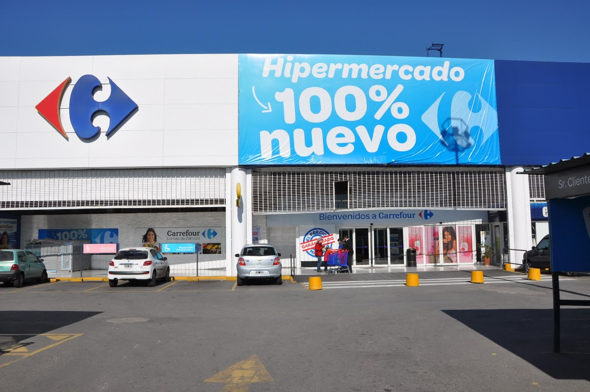 alquiler local o stand en galería carrefour rio gallegos