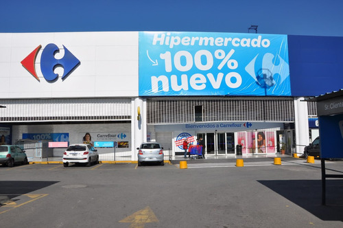 alquiler local o stand galería carrefour general rodríguez