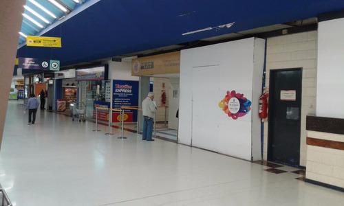 alquiler local o stand galería carrefour rosario (centro)