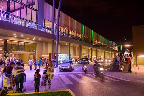 alquiler local o stands en centro comercial terrazas de mayo