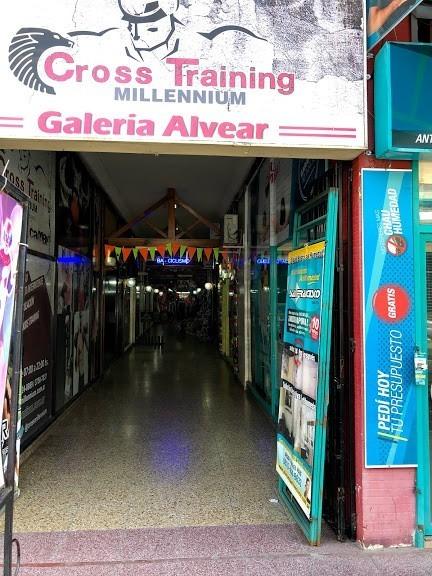 alquiler local quilmes centro en galeria alvear