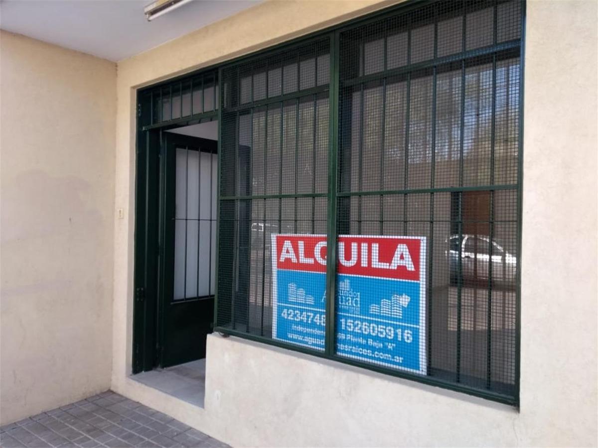 alquiler local - zona comecial residencial velez sarsfield