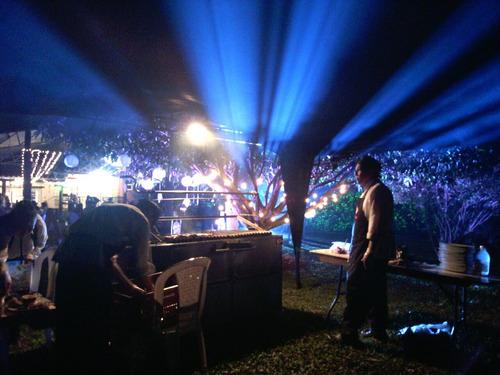 alquiler luces decorativas ambientación