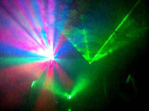 alquiler luces laser humo boliche luz todo envíos sin cargo