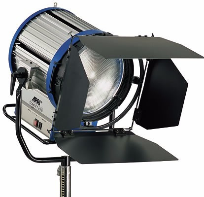 alquiler luces minipan fresnel pampa cine cortos camaras