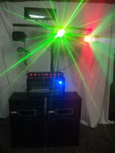 alquiler luces y sonido fiesta avellaneda wilde sarandi