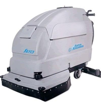 alquiler máquina de limpieza srubber s32 lavadora de piso