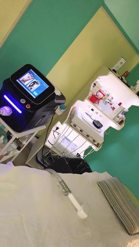 alquiler máquina depilación definitiva láser soprano ice t d
