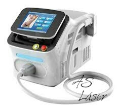 alquiler maquina depilacion laser definitiva diodo trio ice