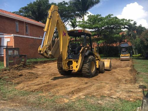 alquiler maquinaria amarilla y obras civiles