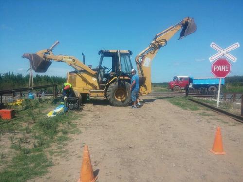 alquiler maquinaria movimiento de suelo