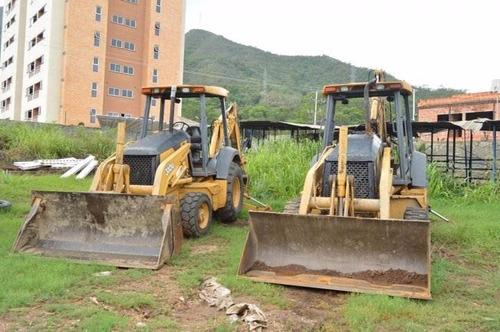 alquiler maquinaria-obras civiles-areas verdes-mantenimiento