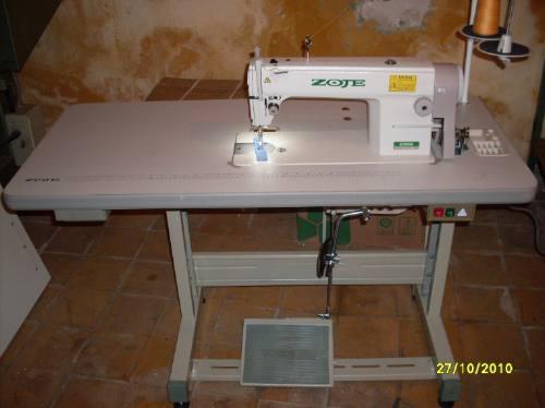 alquiler maquinas de coser industriales