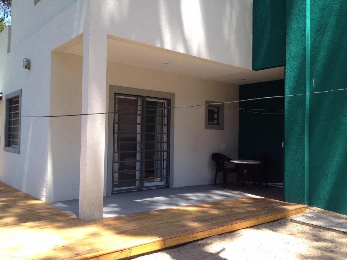 alquiler - mar azul - 2 casas contiguas capacidad hasta 10 personas - ideal para estar juntos e independientes a la vez...!!
