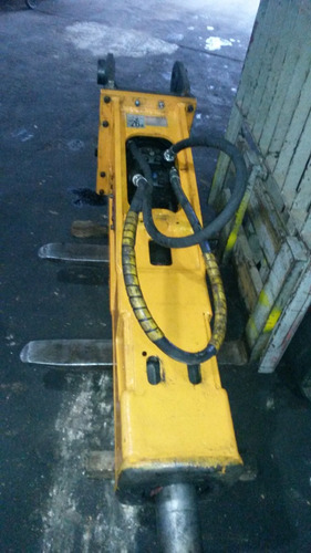 alquiler martillos para mini cargadores, retro y excavadora