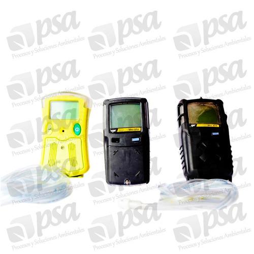 alquiler medidor de gases / explosimetro