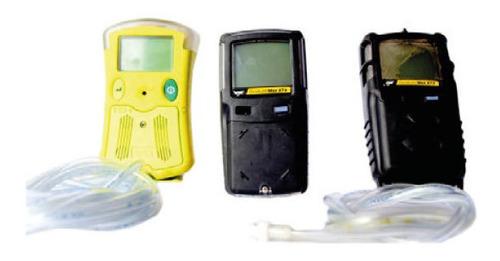 alquiler medidor de gases / explosímetro