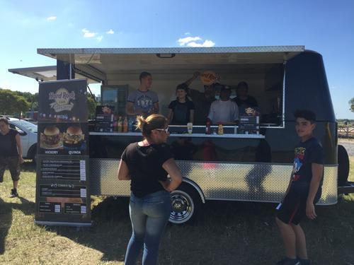 alquiler mensual foodtruck  trailer gastronómico super promo