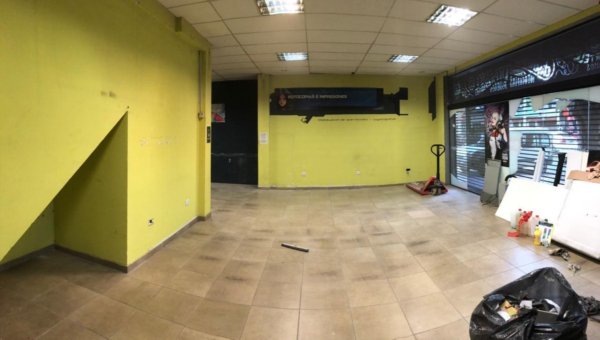 alquiler | merlo centro | local comercial 65 mts| chacabuco