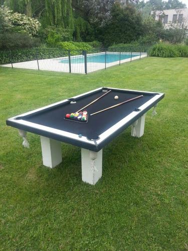 alquiler  mesa de pool ping pong metegol tejo
