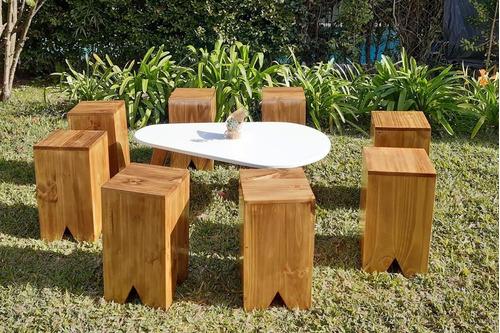 alquiler mesas altas y banquetas living bajo