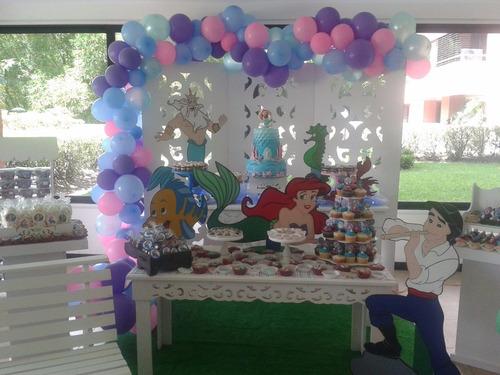 alquiler mesas candy bar, mobiliario, carreta,sillas, toldo