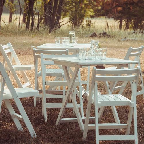 alquiler mesas sillas vajilla mantel cafeteras decó living
