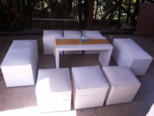 alquiler mesas sillas vajilla manteleria gazebo zona norte