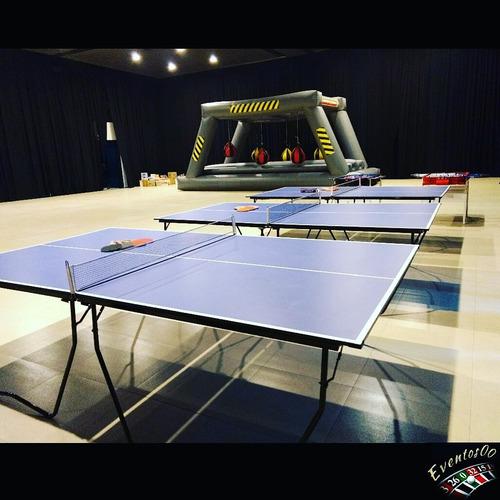 alquiler metegol, ping pong,pool ,tejo,cama elastica play 4