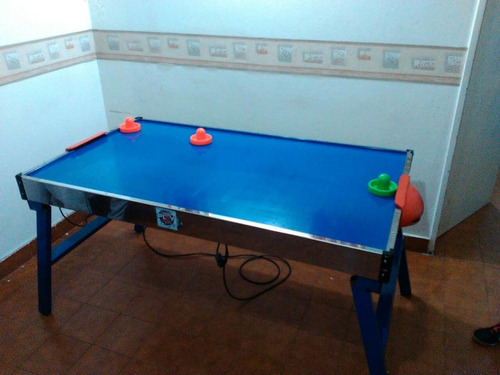 alquiler metegol, pool, ping pong, tejo, inflable zona norte