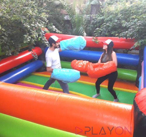 alquiler metegol tejo inflables pelotero ping pong juegos