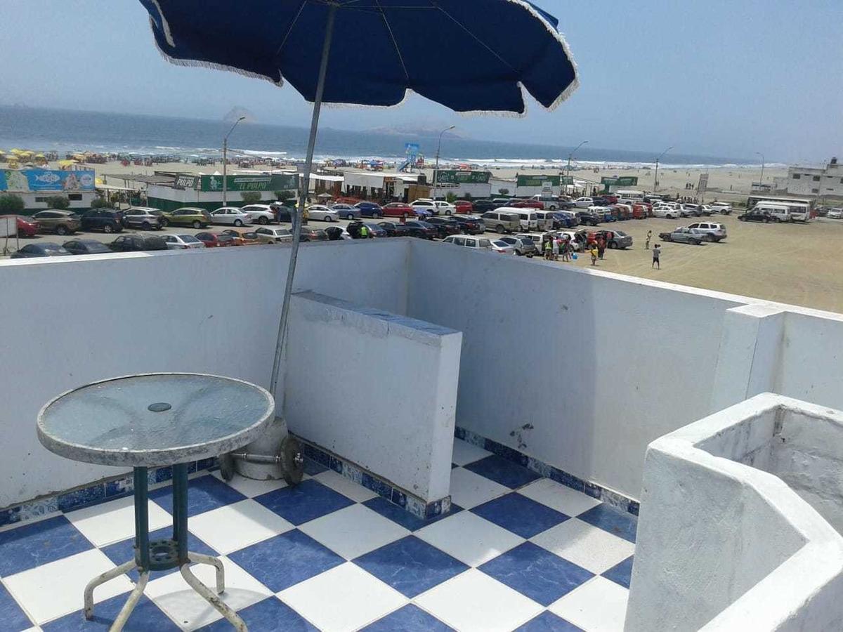 alquiler mini dpto de playa-3er piso-km lurin 40-playa arica