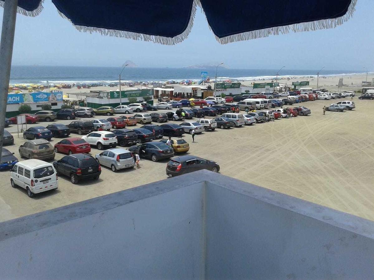 alquiler mini dpto de playa en 3er piso-playa arica