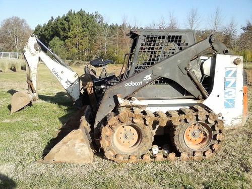 alquiler minicargadora bobcat retroexcavadora demoliciones