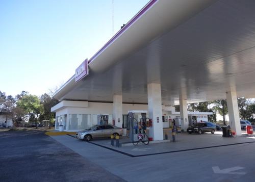 alquiler. minimercado en estación de servicio. autovía nacional 14. gualeguaychú.