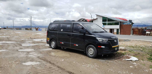 alquiler minivan h1 mini van - transporte personal