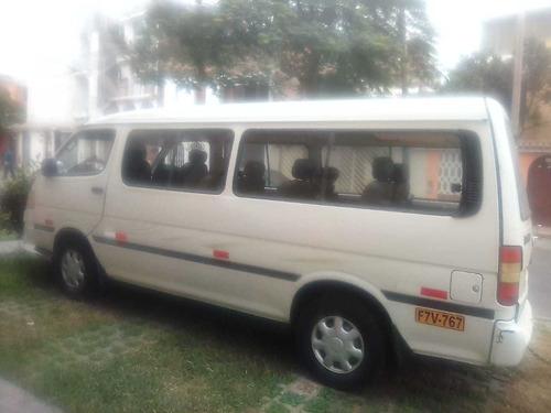 alquiler minivan para reparto con conductor surco-los olivos