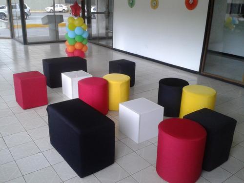 alquiler mobiliario lounge